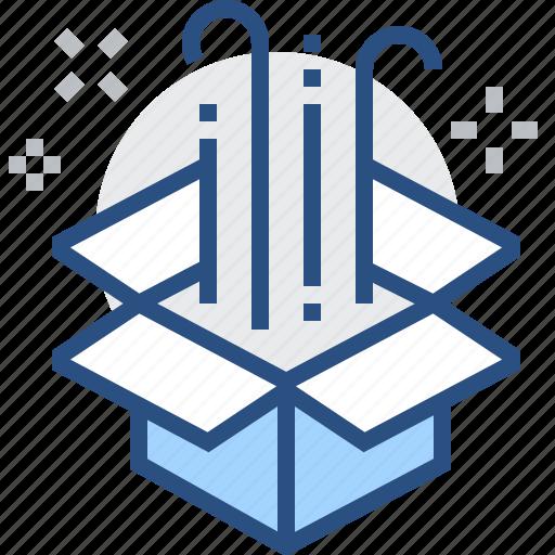 answer, box, case, decision, idea, purpose, solution icon