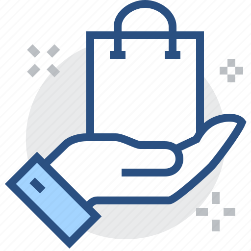 demonstration, goods, presentation, product, represent, shopping, show icon