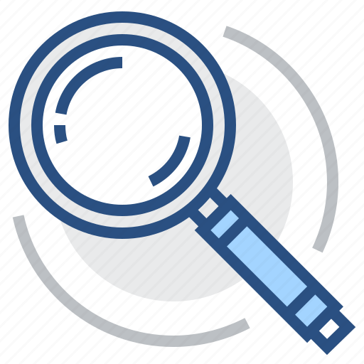 explore, find, investigate, magnifying, research, study, survey icon