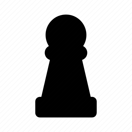 Business, chess, pawn, piece, strategy icon - Download on Iconfinder