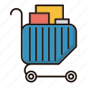 basket, cart, marketing, sale, shopping