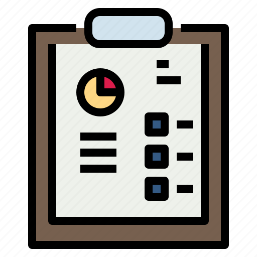 Document, files, profits, report, stats icon - Download on Iconfinder