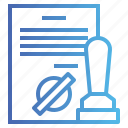 approved, document, file icon