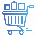 cart, commerce, shopping icon