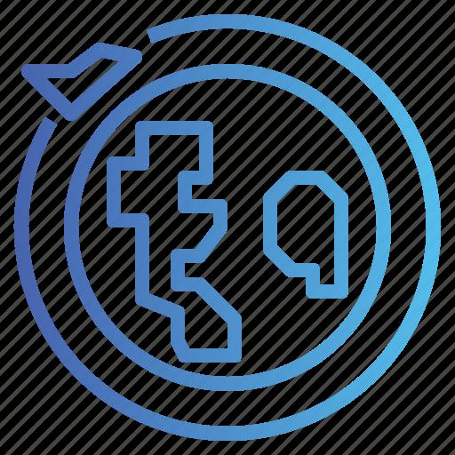 Globel, internet, worldwide icon - Download on Iconfinder