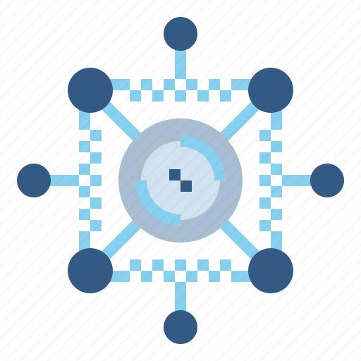 Circles, interface, media, network, share, social icon - Download on Iconfinder