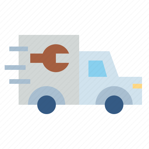 Delivery, fast, mechanic, repair, service icon - Download on Iconfinder