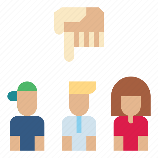 client, customer, human, marketing, resources, target icon