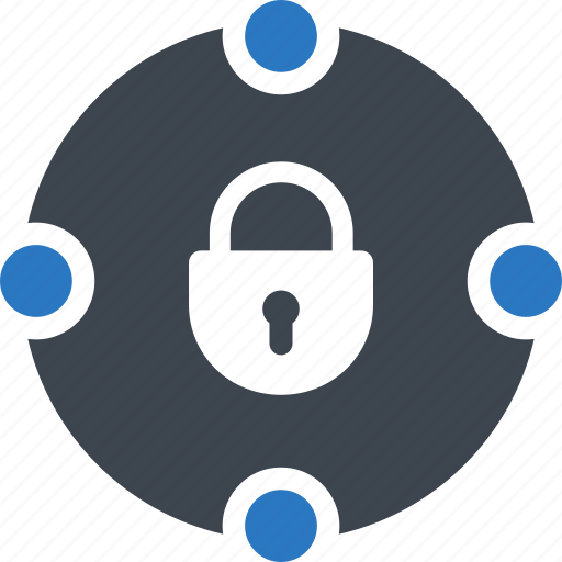 connection, internet, network, private, security icon