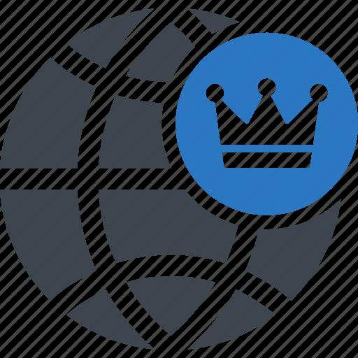brand, branding, global, online icon