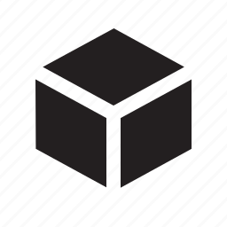 box, delivery, package, thing icon