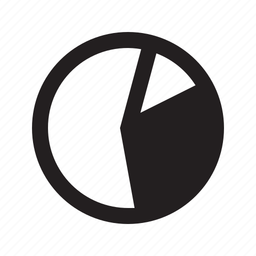 analitics, chart, data, pie icon