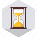 countdown, hour, hourglass, sandglass, stopwatch, timer, wait icon