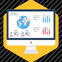 analysis, analytics, chart, diagram, pie, statistics icon