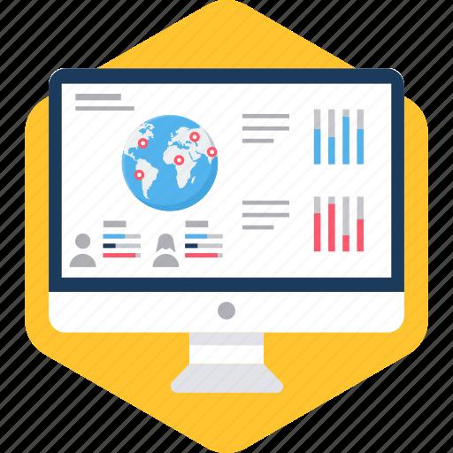 Diagram, chart, pie, analytics, statistics, analysis icon