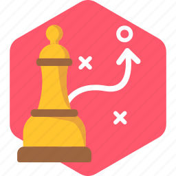 chess, game, plan, planning, strategy icon