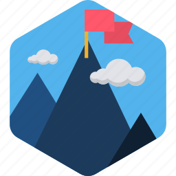 commerce, delivery, mountain, shipping, transport, transportation, vehicle icon
