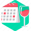 appointment, calendar, date, day, event, month, schedule icon