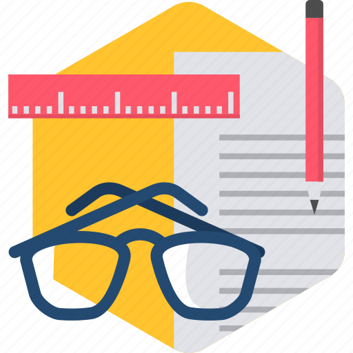 bill, check, checking, invoice, payment, spectacles, spects icon