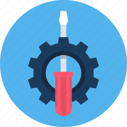 configuration, control, gear, options, repair, setting, settings icon