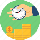 business, deadline, hours, marketing, sale, sales, time icon