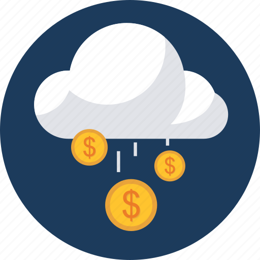 charges, cloud, computing, forecast, hosting, server, weather icon