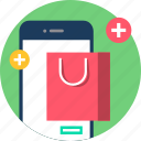app, communication, mobile, phone, sale, smartphone, wap icon