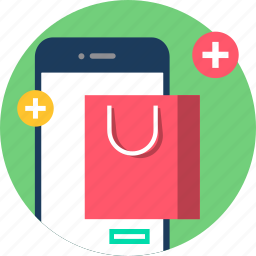 app, communication, mobile, phone, sale, smartphone, wap icon