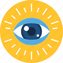 eye, find, glasses, look, search, view, vision icon