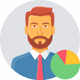 agent, analysis, business, marketing, office, officer, presentation icon