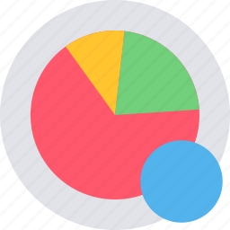 analytics, bar, chart, diagram, graph, pie, report icon