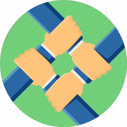 business, community, group, people, team, teamwork, together icon