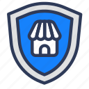 app, protection, security, setting, shady, shield icon
