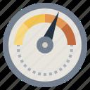 measuring, seo, speedometer, tools, utensils, velocity, web icon