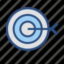 business, marketing, money, promotion, seo, target icon