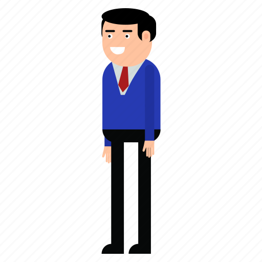 Businessman, man, manager, suit icon - Download on Iconfinder