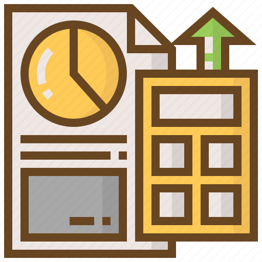 advertising, business, calculate, charts, e-commerce, marketing, shopping icon