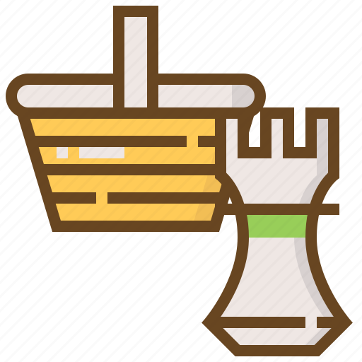 advertising, basket, business, e-commerce, marketing, shopping, strategy icon