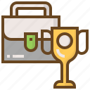 bag, business, champion, e-commerce, marketing, shopping, winner icon