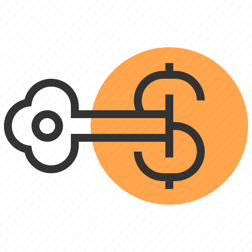 advertising, commerce, key, marketing, money, payment, strategy icon