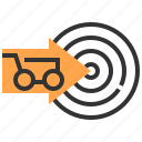advertising, cart, commerce, marketing, payment, strategy, target
