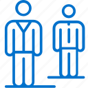 business, management, manager, people, personnel, staff, team icon