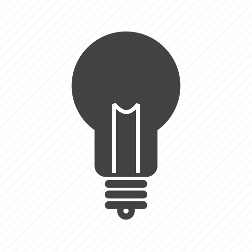 bulb, creative, creativity, idea, innovation, thinking icon