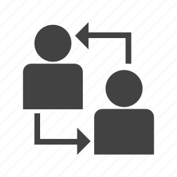 connected users, connection, global, internet, network, users icon