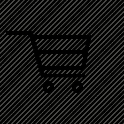 Shopping, cart, shop, basket, buy icon - Download on Iconfinder