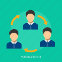 business, concept, man, management, marketing, plan, strategy icon