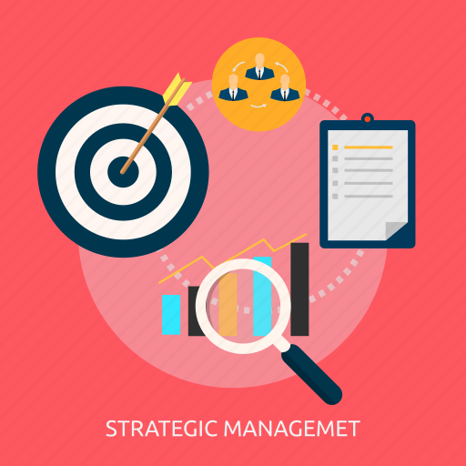 analytics, idea, management, strategic, strategy, success icon