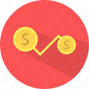 business, cash, currency, finance, financial, money, payment icon
