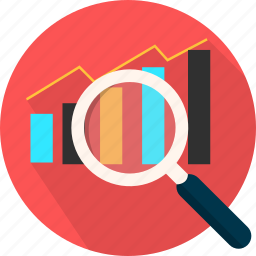analysis, business, chart, graph, location, map, statistics icon