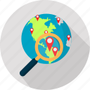 business, location, map, marker, marketing, place, seo icon